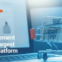 Development of the largest sales platform