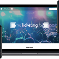 The Ticketing Co mobile app