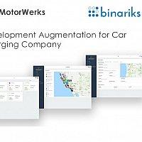 Development Augmentation for Car Charging Company