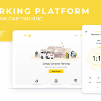 admyt- A parking app for smarter cities