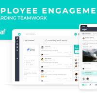 Cooleaf, HR Web & Mobile application