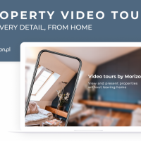 Morizon- Proptech virtual tour app