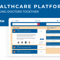 Merck UNITE - medical knowledge sharing platform
