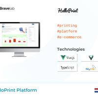 HelloPrint Platform
