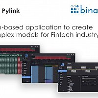 Web-based application to create complex models for Fintech industry