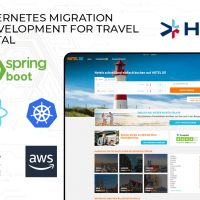 HRS.de - Cloud Engineering for Travel Portal