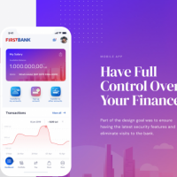 First Bank App Development
