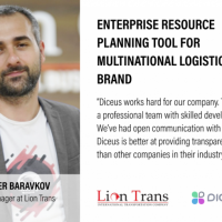 Enterprise Resource Planning Tool for Multinational Logistics Brand
