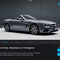 Daimler Sales App Design & Development