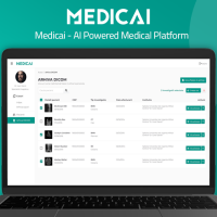 Medicai - AI Powered Radiology Platform