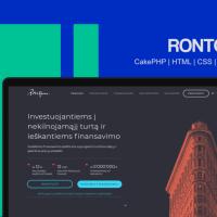 Rontgen | Web P2P investment platform | CakePHP | HTML/CSS/JavaScript
