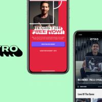 OTRO | Sports and Entertainment Content Platform