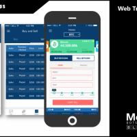 Web Trading App