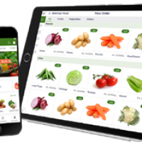 Freshly – Grocery Delivery App Development