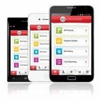 Mobile App - SEWA, Sharjah