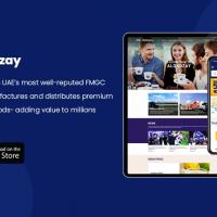 Alokozay Mobile App