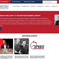 British Business Group - Web App