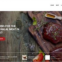 ECommerce and Marketplace for Halal meat