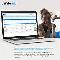 Grant Management System for WaterAid