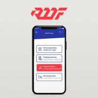 Roof - Home Service Platform | Mobile & Web