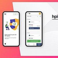 Cap HPI - UX and UI Design for a B2C car management app