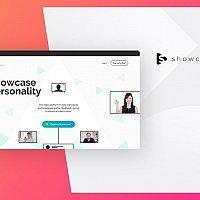 Showcaser - UX and UI design for a social video platform