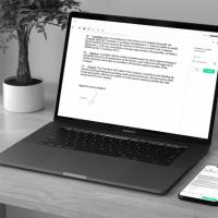 Oathello – the Digital Documentation Signage, Execution and Completion Platform
