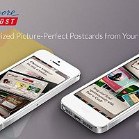Post-a-Card: Mobile App for Personalized Postcards