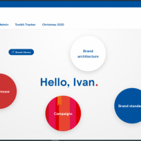 Tesco - Brand Asset Management System