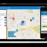 Domino's Driver App & Dashboard