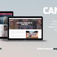 CANVS: React.js development of interactive web platform