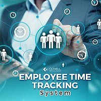 Employee time tracking system
