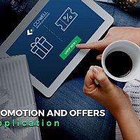 Promotion and offer app