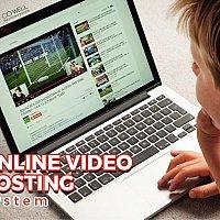 Online video posting system