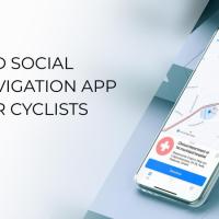 R&D SOCIAL NAVIGATION APP FOR CYCLISTS