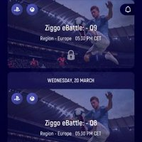 Ajax esport mobile application