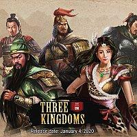 Three Kingdoms mobile game