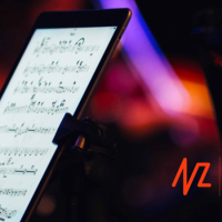 Newzik music reading solution