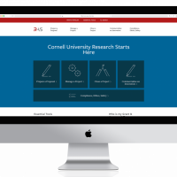 Cornell University's Innovative Research Grant Administration Process