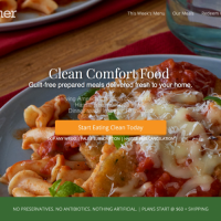 Table Runner - Food Delivery Web App