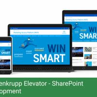 thyssenkrupp Elevator - SharePoint Development