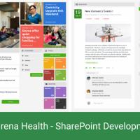 Camarena Health SharePoint Development