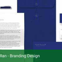 Castellan - Branding Design