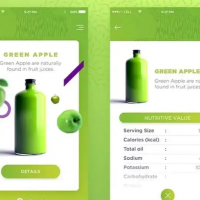Smoothie Nutrition App