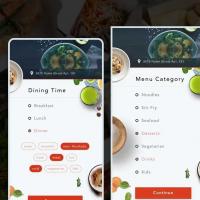 Dining App Using Xamarin