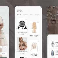 Fashion App Using Xamarin