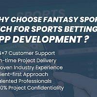 Fantasy Sports Betting App Development Company