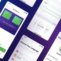 Mobile Bank Transfer App