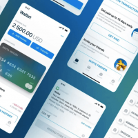 Mobile Banking App for Migrants