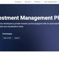 Investment Management Platform